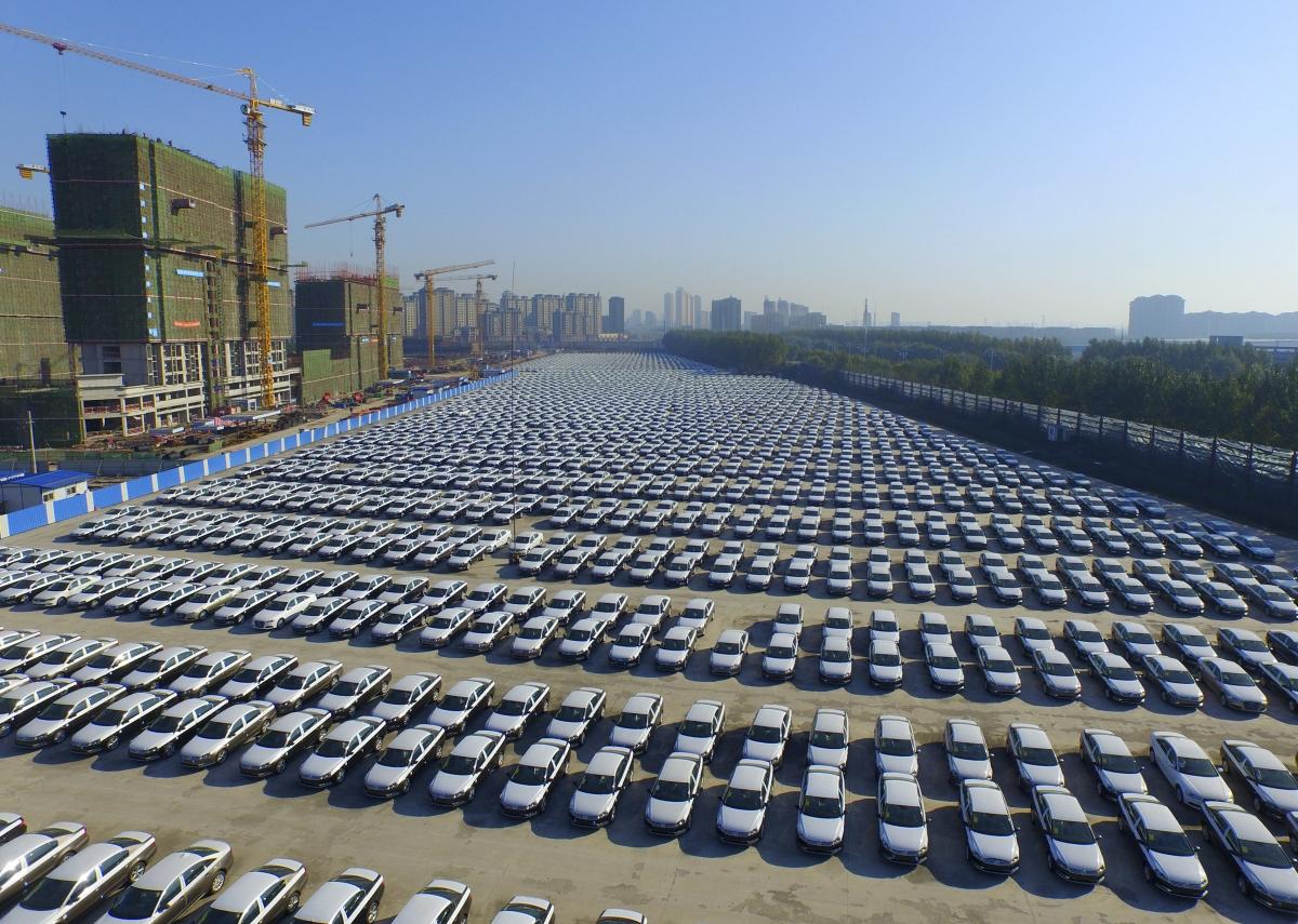 VW cars, Changchun