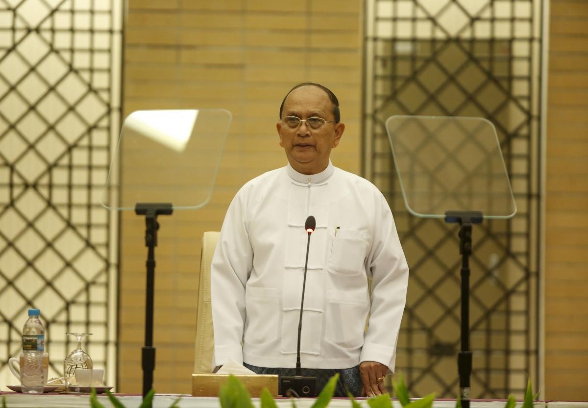 Myanmar ceasefire agreement