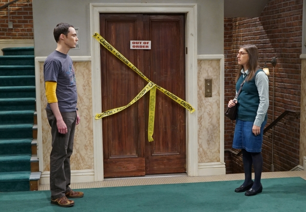 Big Bang Theory season 9 episode 5