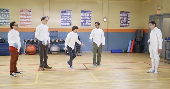 Big Bang Theory  season 9 episode 5