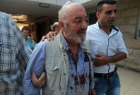 David Amos attacked in West Bank