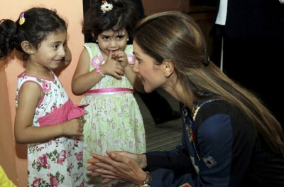 Jordans Queen Rania