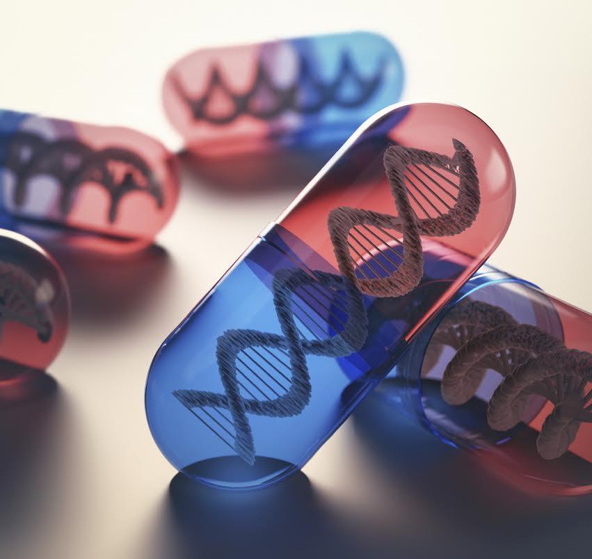 gene therapy anti-aging transhumanism