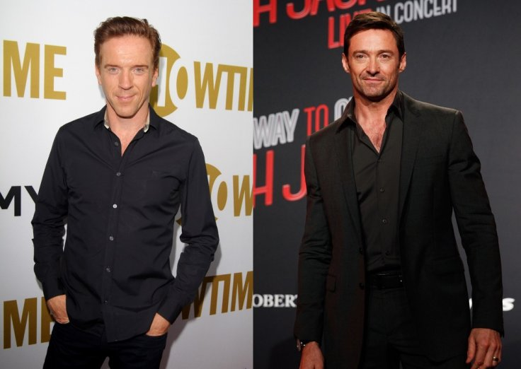 Damian Lewis and Hugh Jackman