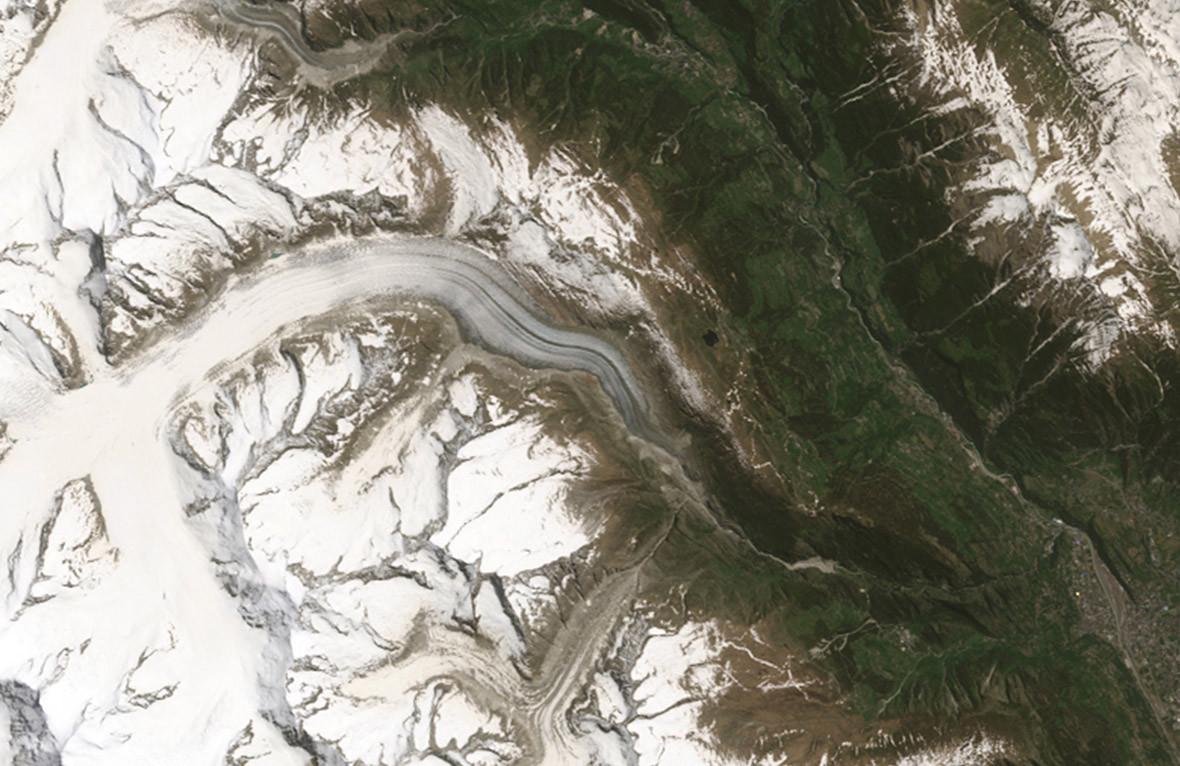 Aletsch Glacier