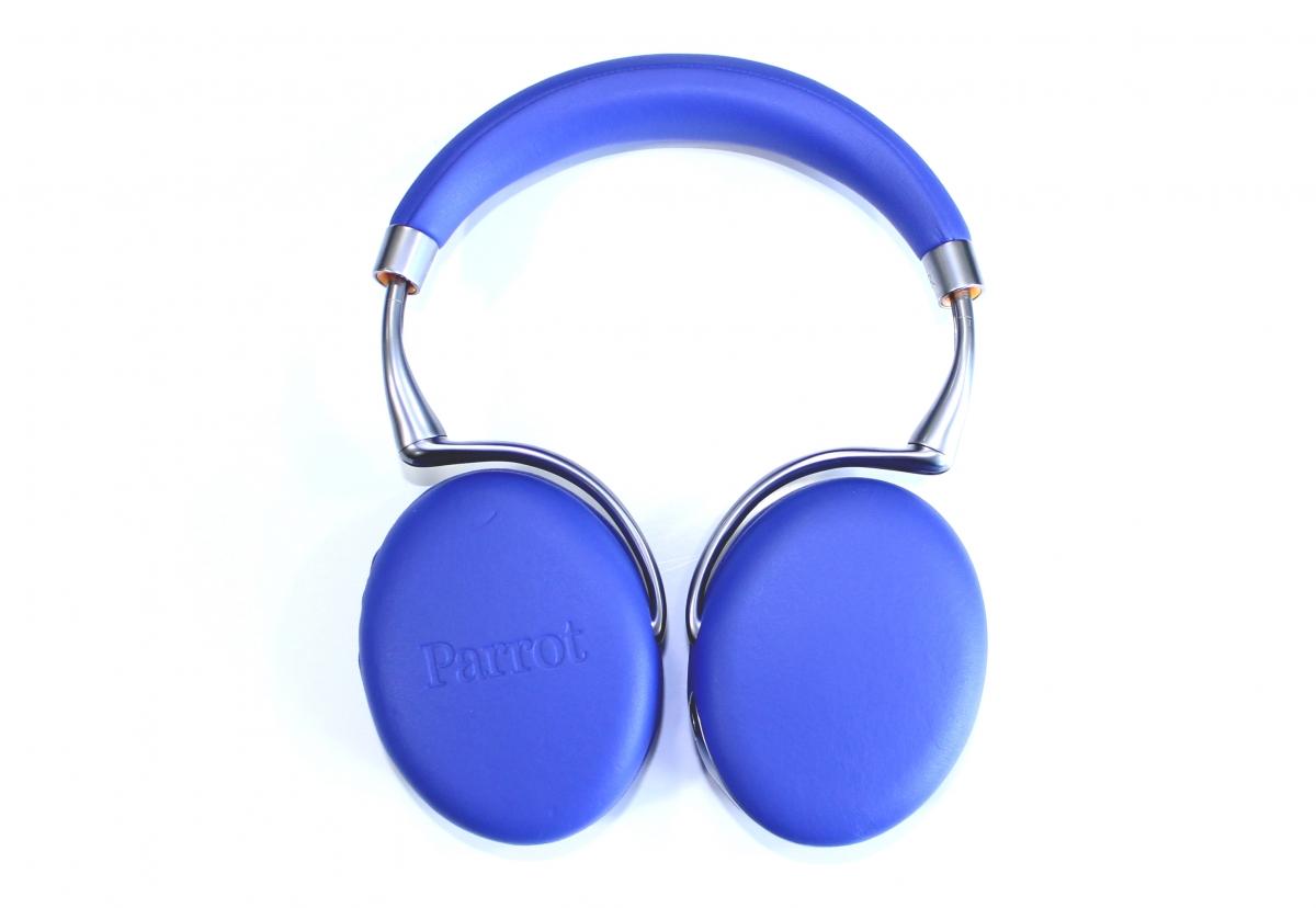 Parrot Zik 2.0 bluetooth headphones