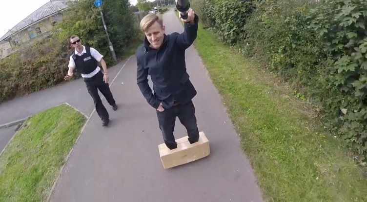 Hoverboard ban Hover Box