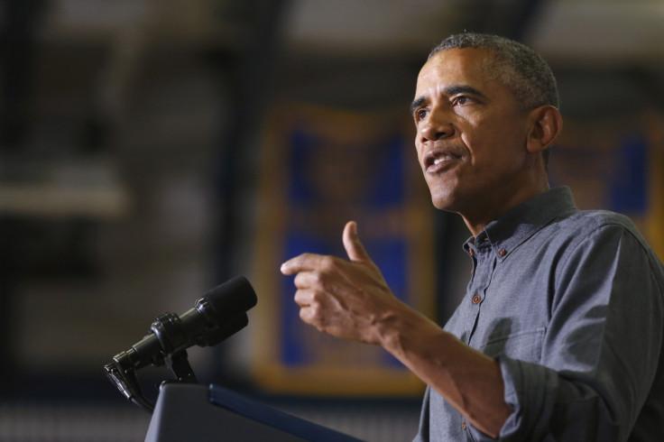 Barack Obama Climate Speech Alaska