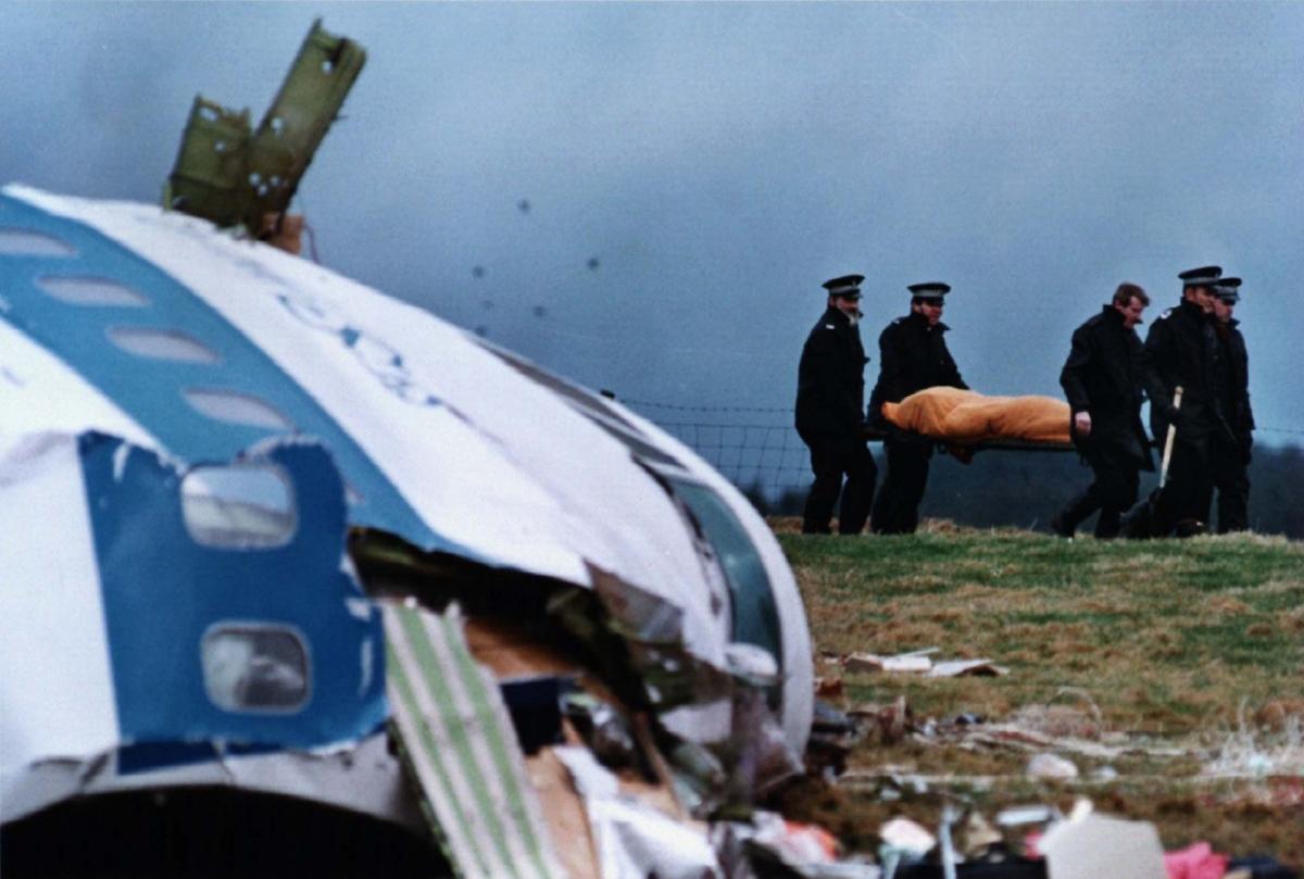 Lockerbie bombing 1988
