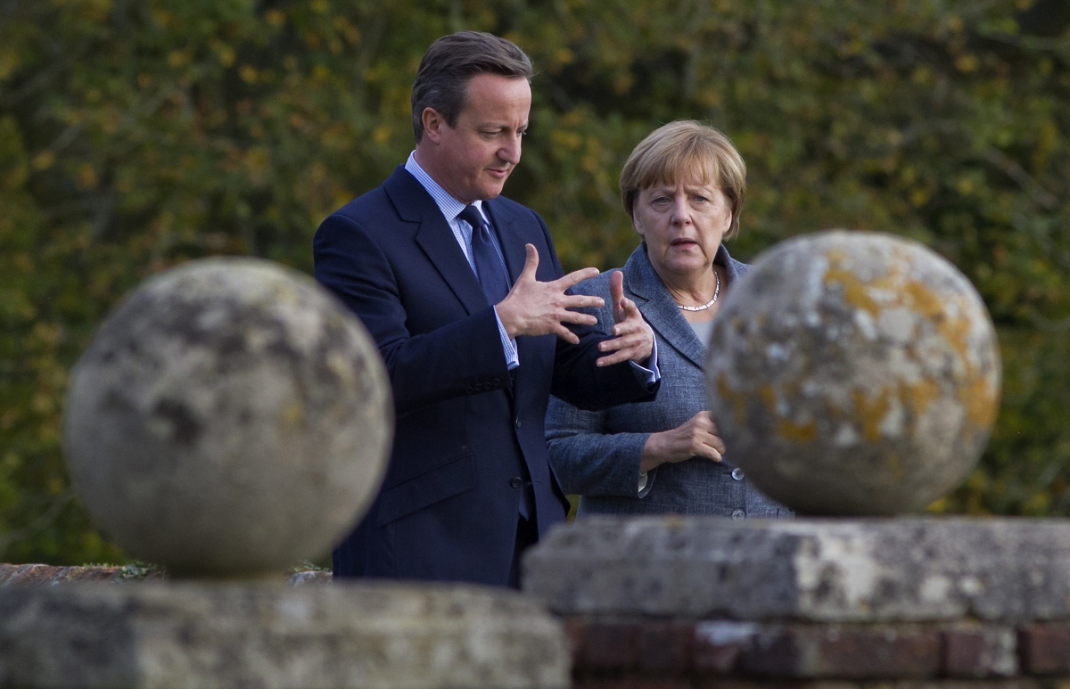 Cameron EU renegotiation