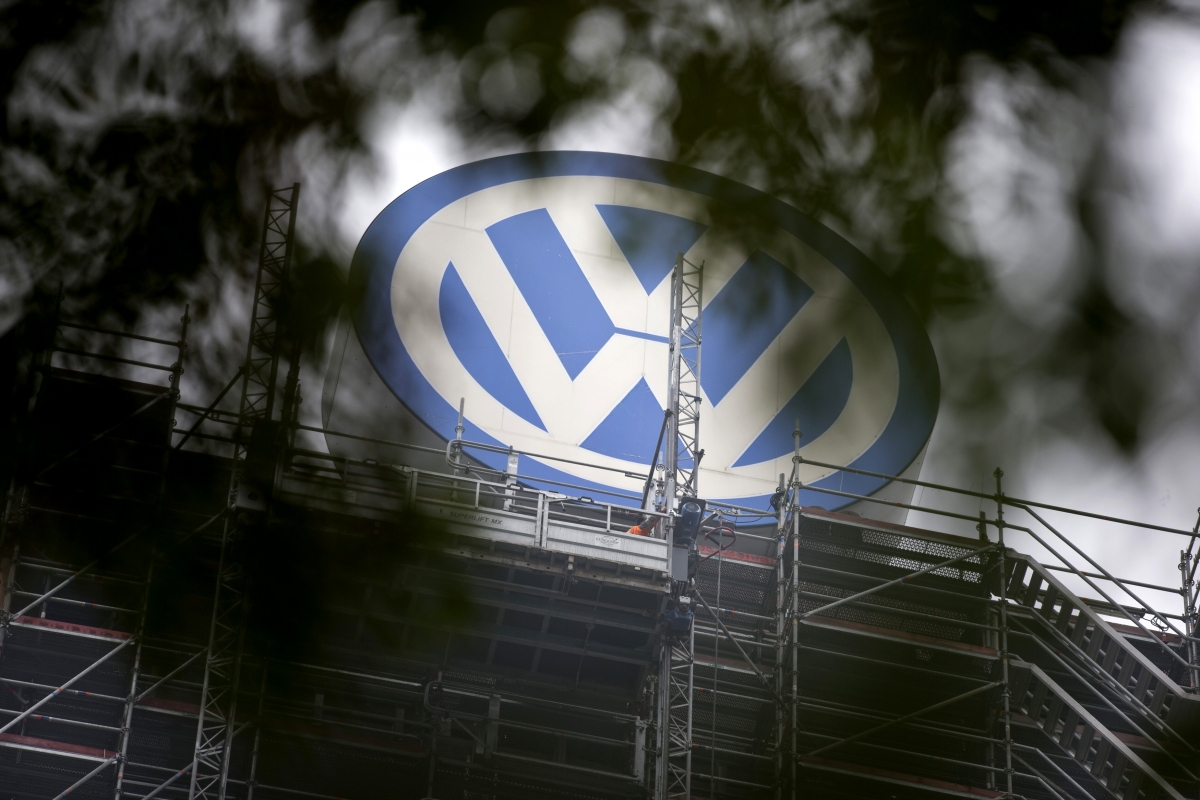 VW headquarters, Wolfsburg