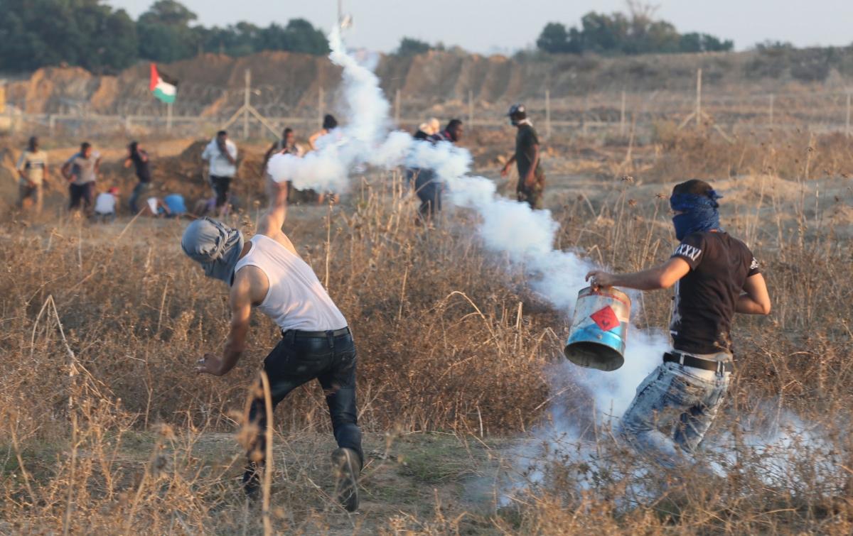 Israel Jerusalem violence