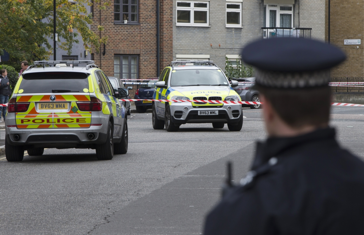 Police in Hackney, Haggerston