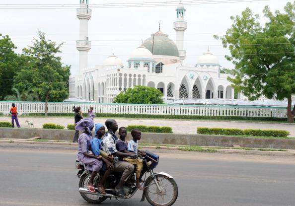 Maiduguri mosque attack