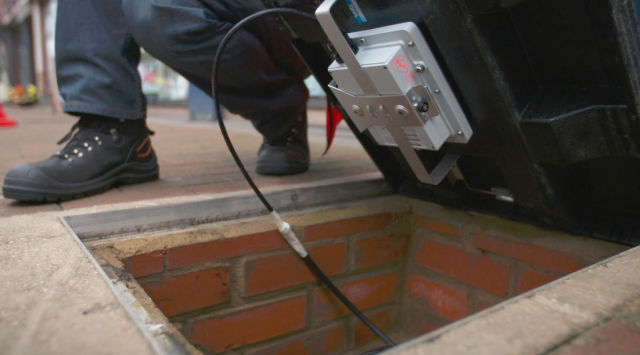 Smart Pavement By Virgin Media Brings Free Wifi To The High Street