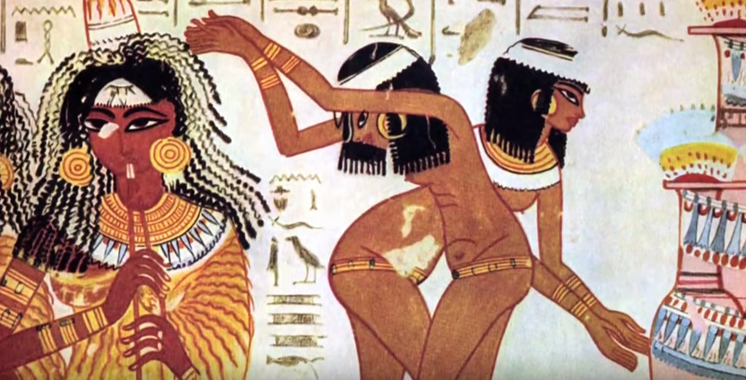 ancient egypt aphrodisiacs
