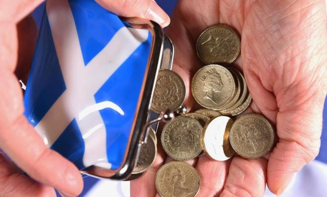 bitcoin scotland scotpound pound sterling