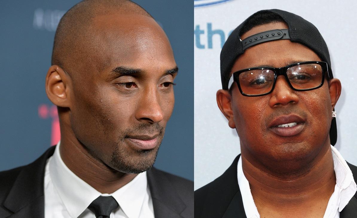 Kobe Bryant and Master P