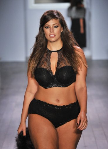 Ashley Graham Plus Size Model Frustrated With Curvier Models Automatically Being Sexualised