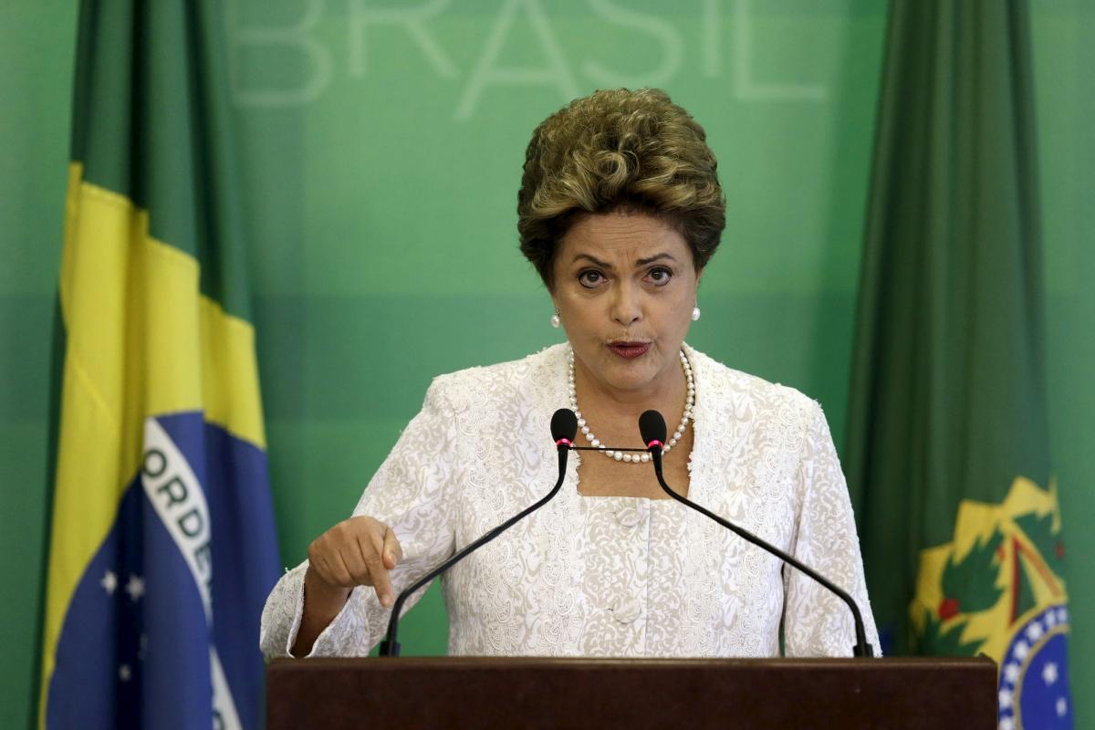Dilma Rousseff impeachment Brazil