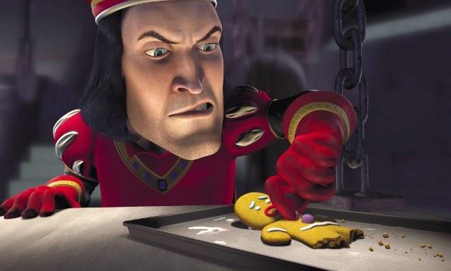 Lord Farquaad from Shrek