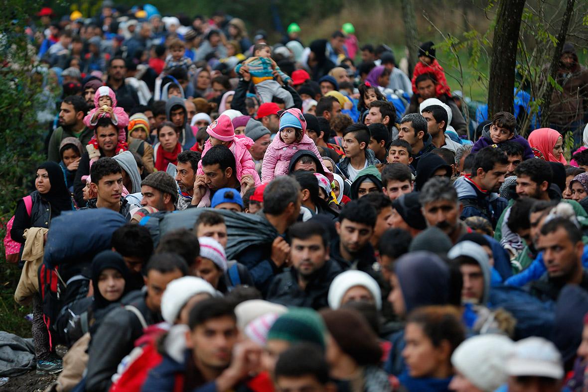 Hungary Croatia border