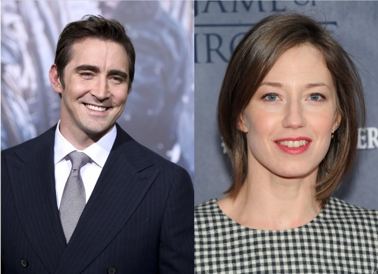 Lee Pace, Carrie Coon sign on for Blumhouse Productions