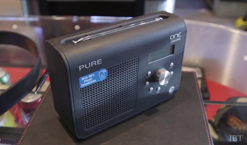 Spy radio