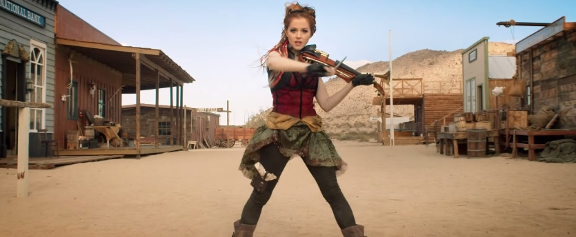 Lindsey Stirling YouTube