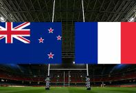 New Zealand vs France