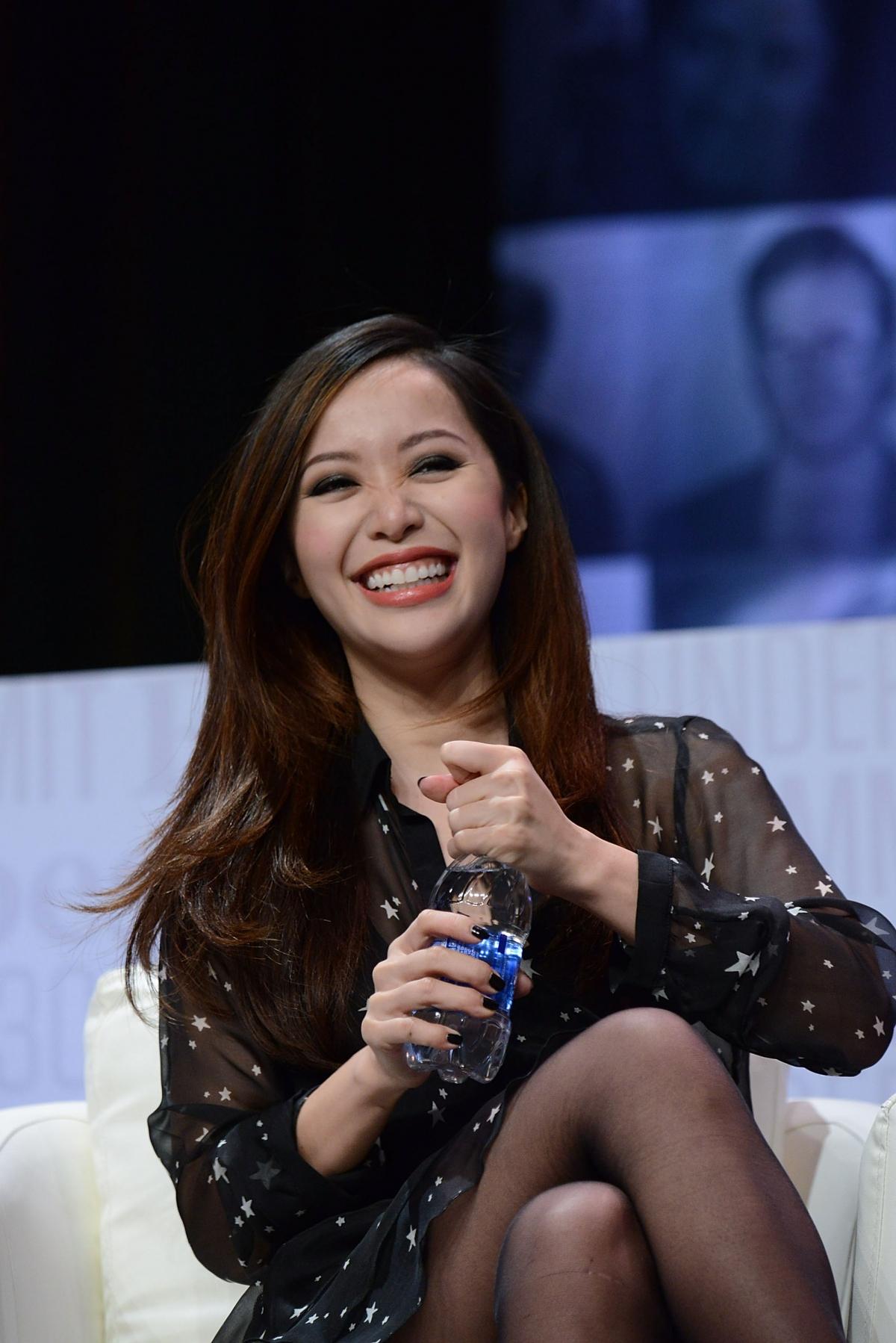 Michelle Phan Named One Of YouTube's Highest-earning