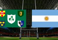 Ireland vs Argentina