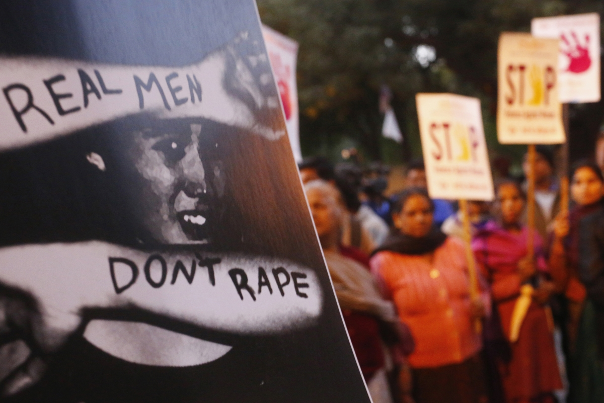 India rape culture