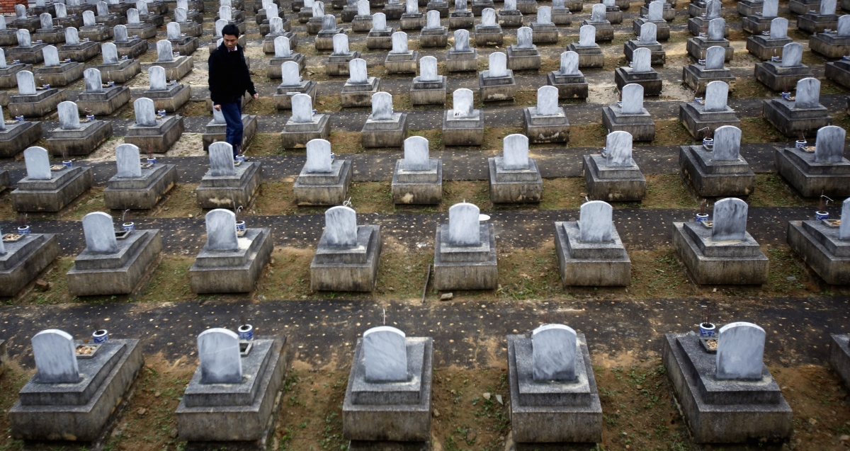 Vietnam war unidentified dead