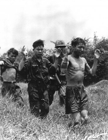 Viet Cong during war