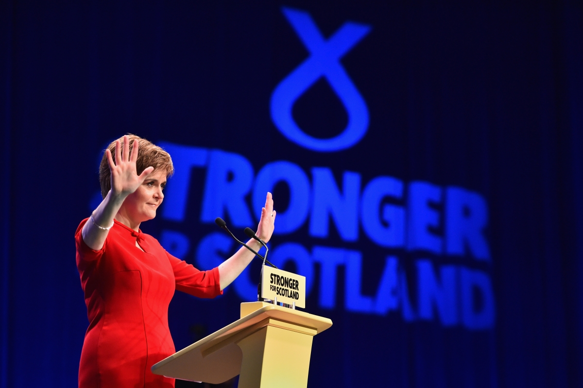 Sturgeon SNP