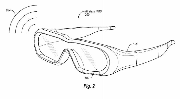 Amazon smart glasses