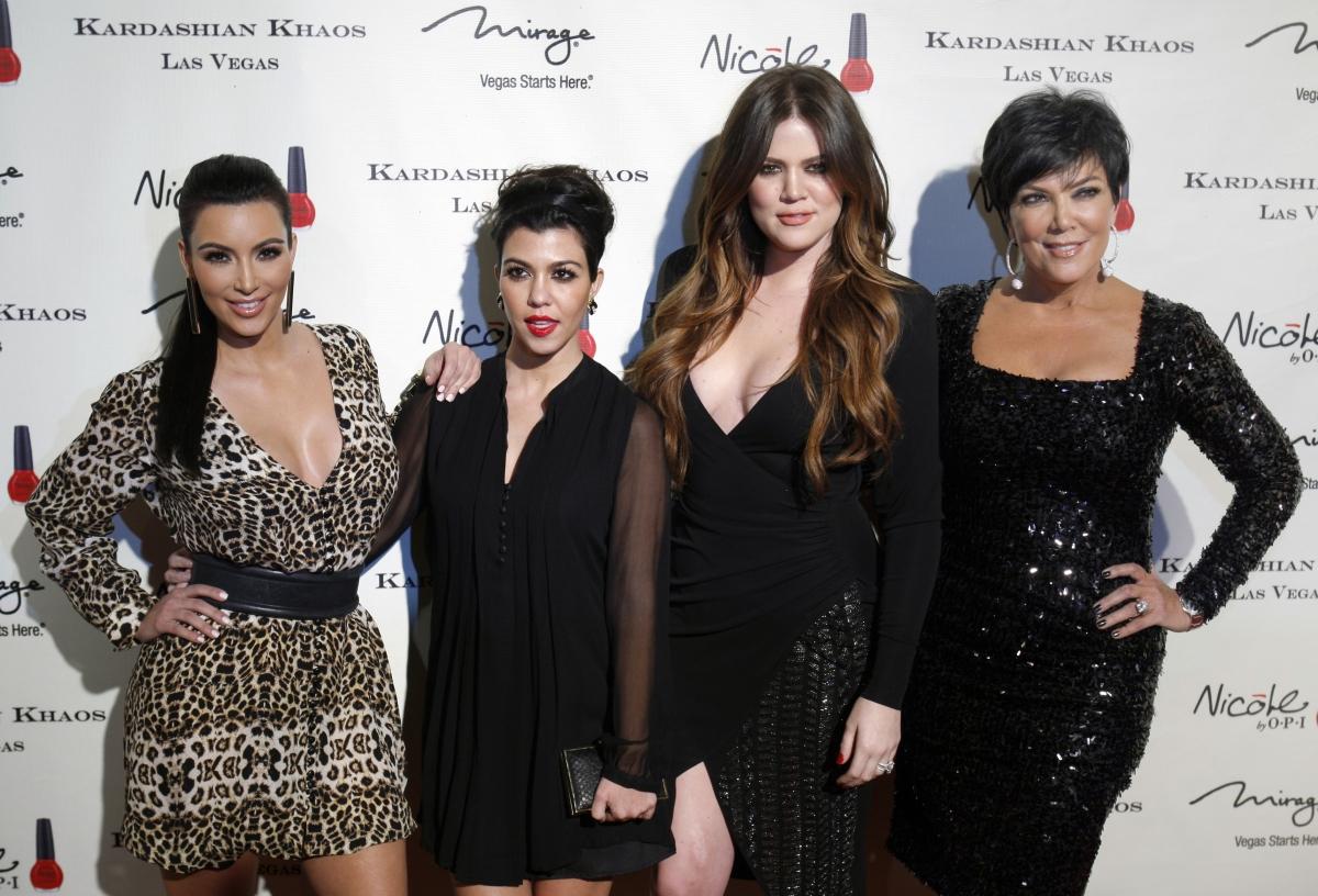 Kardashian sister and mum