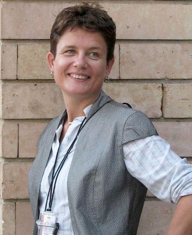Jacqueline Sutton