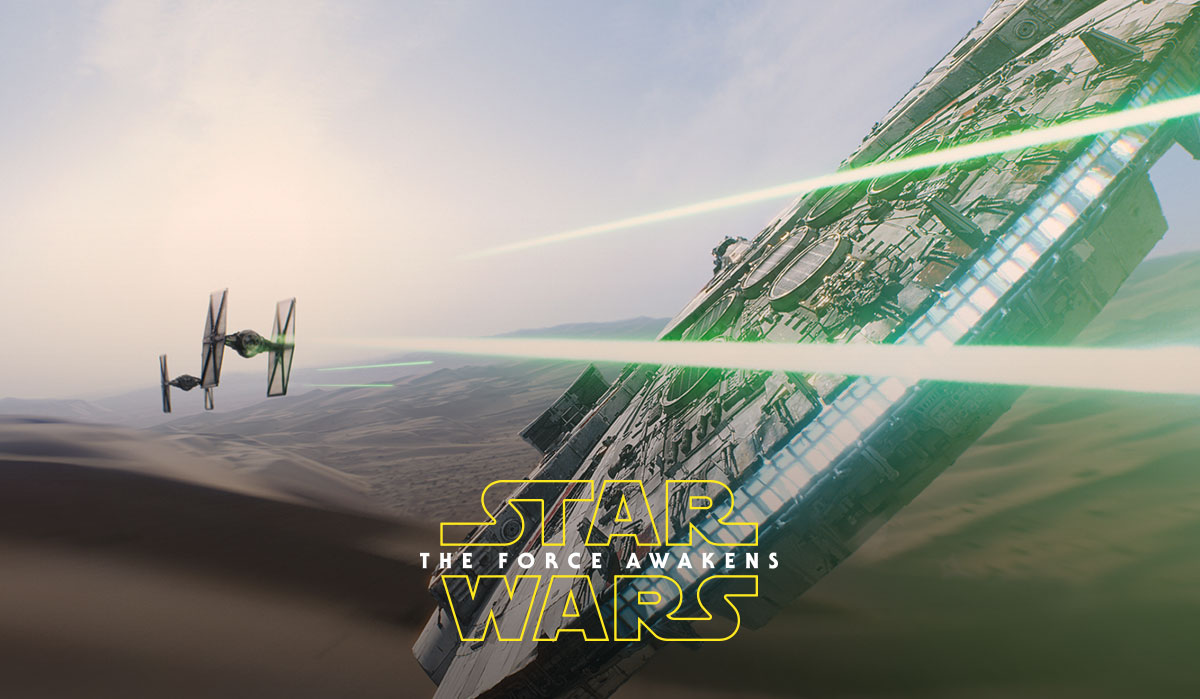 Star Wars 7 trailer premiere where to watch