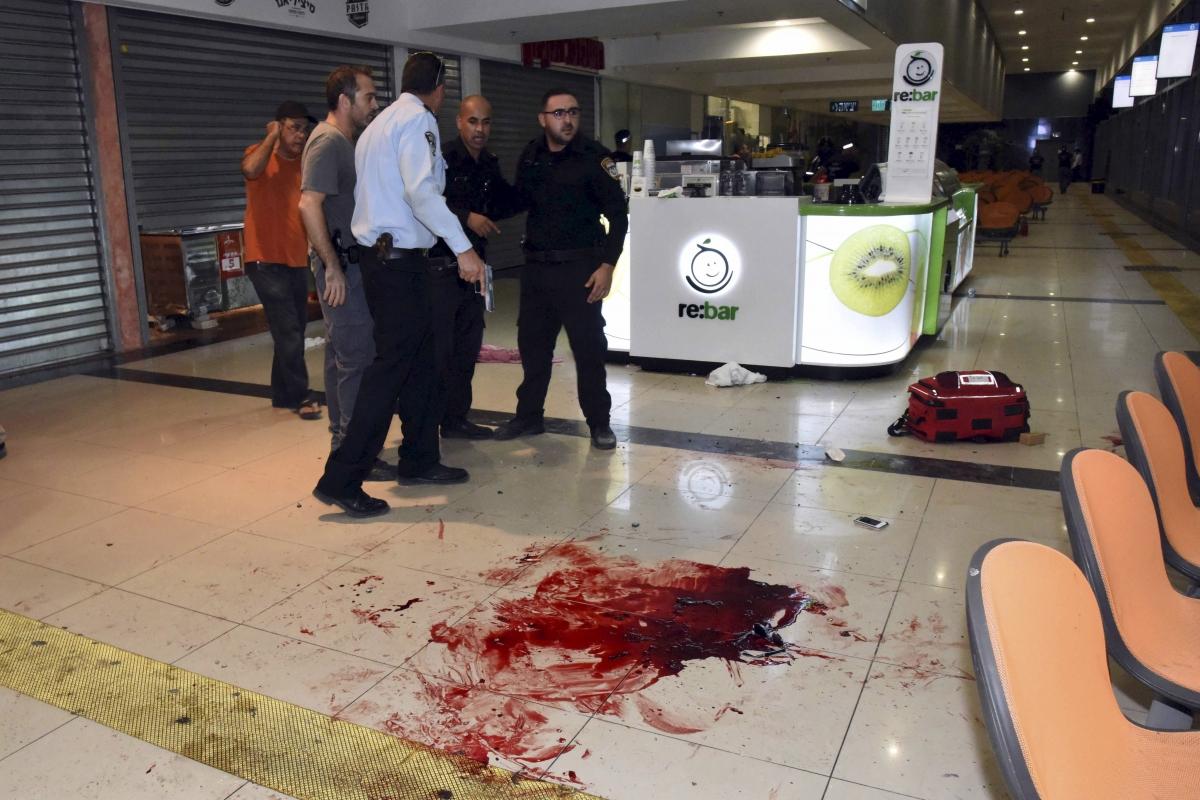 Beersheba Eritrean killed police Israel Palestine