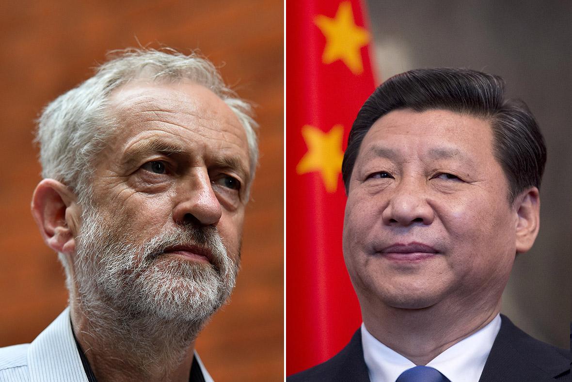 Corbyn Jinping