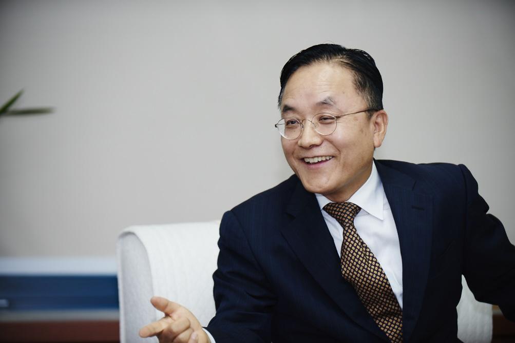 Thomas Oh, executive vice president and COO,Kia
