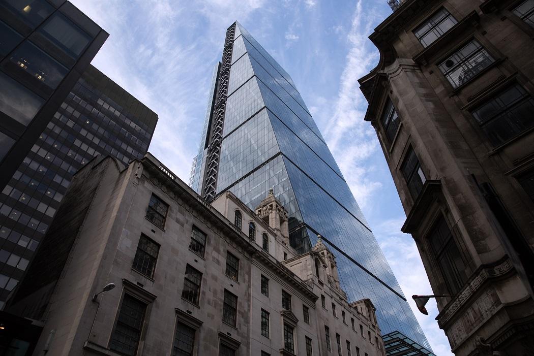 Leadenhall Building in London