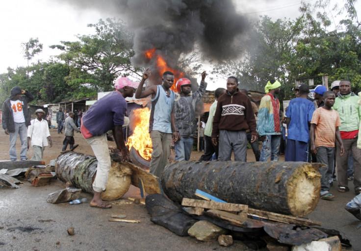 DR Congo Kivu