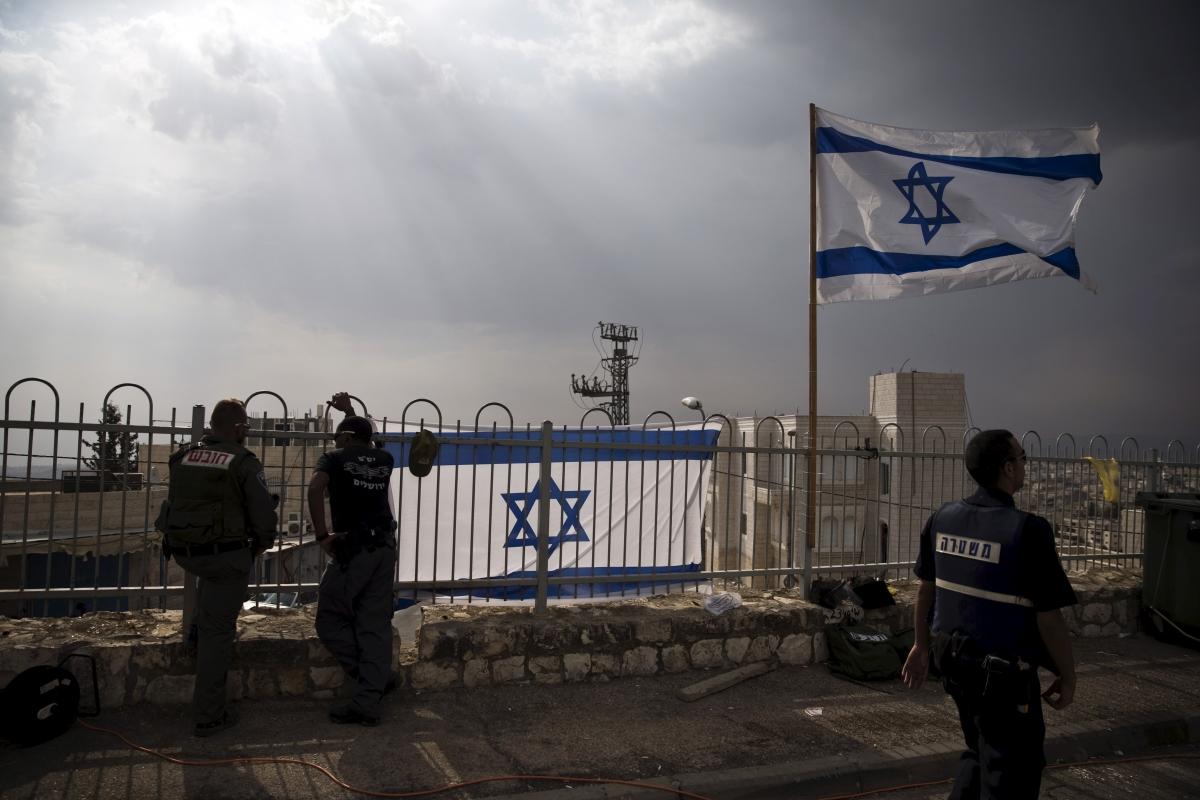 Jerusalem Israel violence