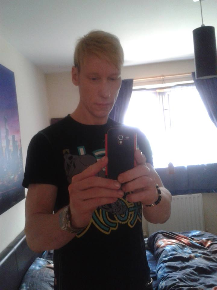 Stephen Port pictured on his Facebook page