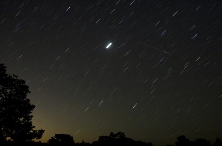 Perseids Meteor Shower 2011