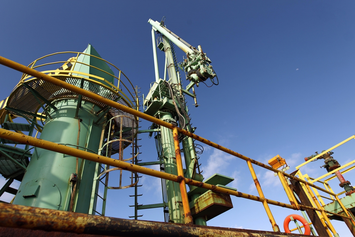 Marsa al-Hariga oil terminal