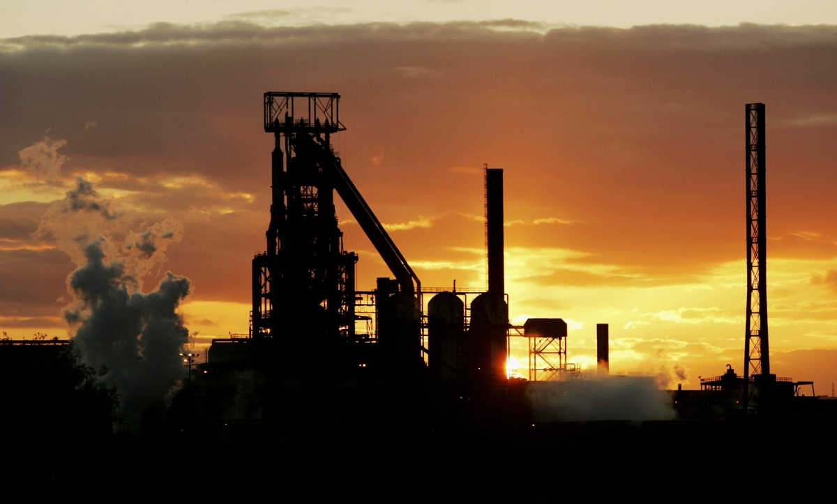 UK turns to the EU for help as local steel industry faces collapse